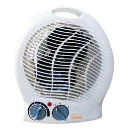 TermoVentilatore Con Termostato 1000/2000W Vinco 70304w