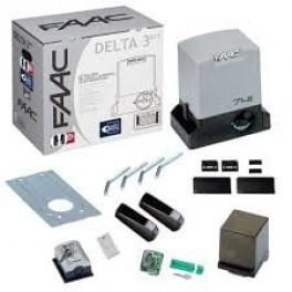 Faac Delta 3 kit  Automazione per Cancello scorrevole 105630445 900 kg