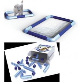 Kit montaggio per tappetini igienici per cani lettiera varie misure traversine