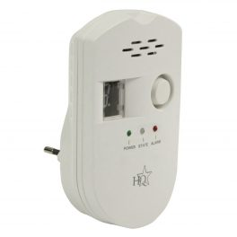 Rilevatore Rivelatore di fughe di gas con allarme ottico e sonoro