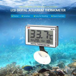 Termometro digitale ventosa acquario LCD vasca acqua temperatura