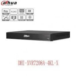 Dahua XVR7208-4KL-X Dvr 8 Canali Penta Ibrido Dvr digitale