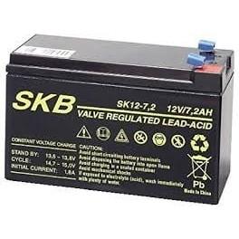 Kit Batterie Al Piombo per Allarmi Centrale e Sirena