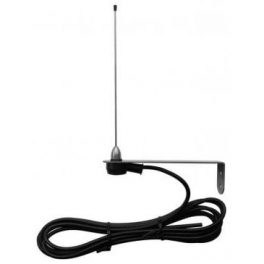 Antenna accordata con staffa in acciaio 433,92 Mhz