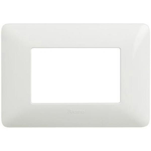AM4803BBN placca 3p bianco