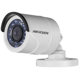 HIKVISION DS-2CE16C0T-IR Telecamera HD  720p (25FPS)   1.0 Mpx CMOS Lente 3.6 mm 24 LED 20 m